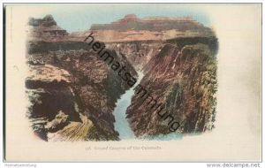 Arizona - Grand Canyon of the Colorado River - Privat Mailing Card (G35758y)*