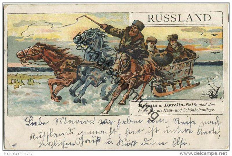 Byrolin - Byrolin-Seife - Russland