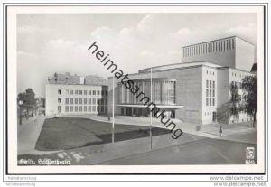 Berlin - Schillertheater - Foto-AK 50er Jahre