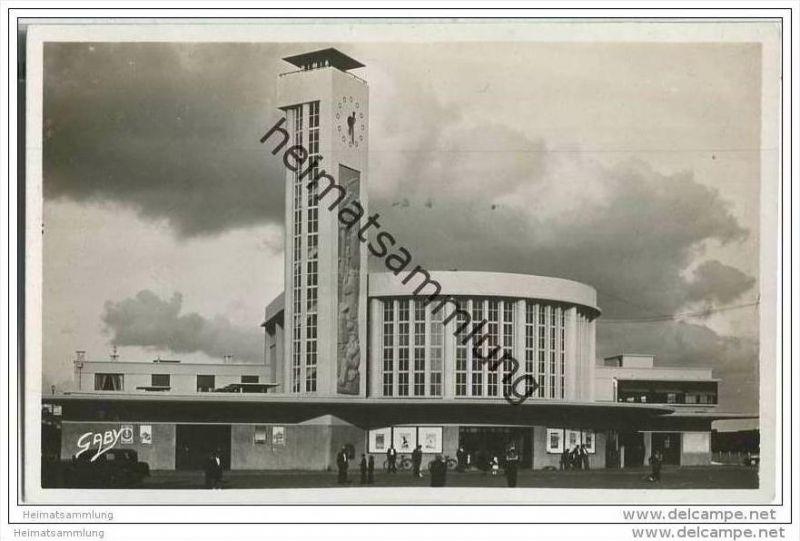 Brest - La Gare - Bahnhof