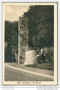 Kiel - Seesoldaten Denkmal