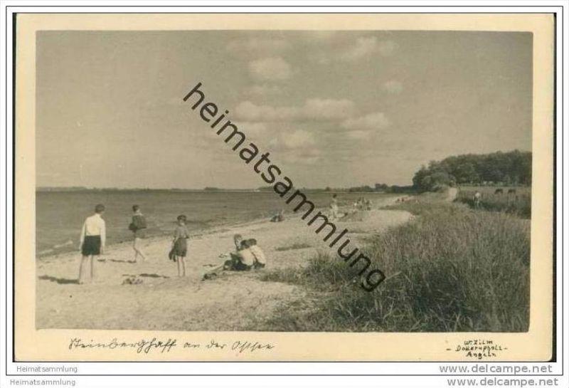 Steinberghaff - Angeln - Strandpartie