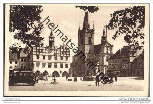 Litomerice - Stara radnicea mestsky kostel