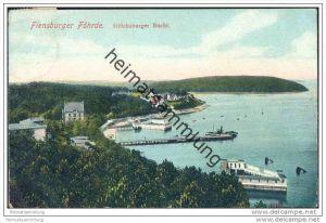 Flensburger Förde - Glücksburger Bucht