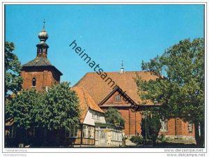 Schönberg Holstein - Kirche - AK-Grossformat