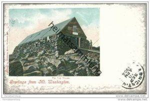 Mt. Washington - Tip Top House - New Hampshire