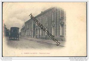 Pargny-sur-Saulx - Hotel de la Gare