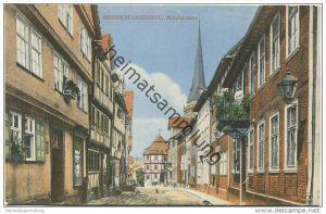 Hessisch-Lichtenau - Mittelstrasse - Verlag C. Heller Lichtenau 1911