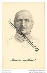 Generaloberst von Kluck