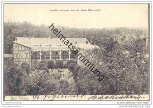 Bad Polzin - Friedrich-Wilhelms-Bad mit Garten (Teilansicht)