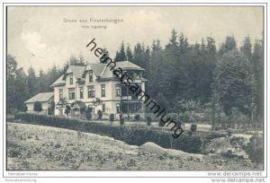 Gruss aus Finsterbergen - Villa Ingeborg
