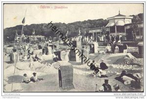 Göhren (Rügen) - Strandleben