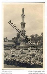 Zürichsee-Ausstellung Arbeit und Fortschritt - 28. Juli bis 11. August 1930 - Foto-AK