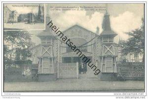 Hamburg - Gr. Jubiläums-Ausstellung für Bäckerei - Konditorei und verw. Gewerbe vom 21.-30.Juni 1912 in Altona