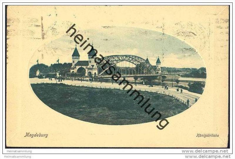 Magdeburg - Königsbrücke