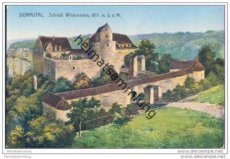 Donautal Schloss Wildenstein Nr 608469337 Oldthing