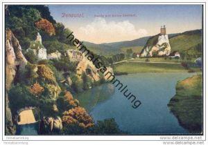 Donautal - Partie mit Ruine Dietfurt