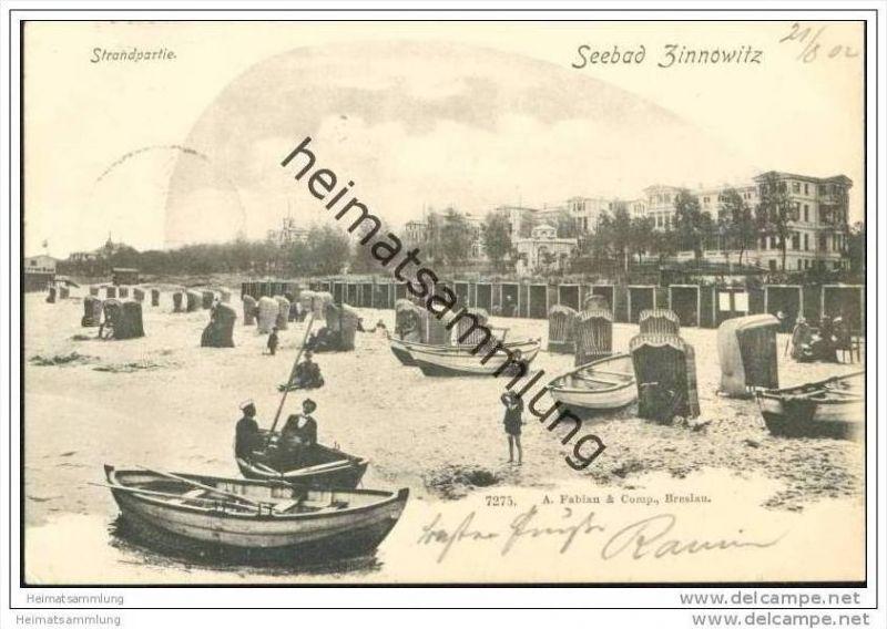 Zinnowitz - Strandpartie