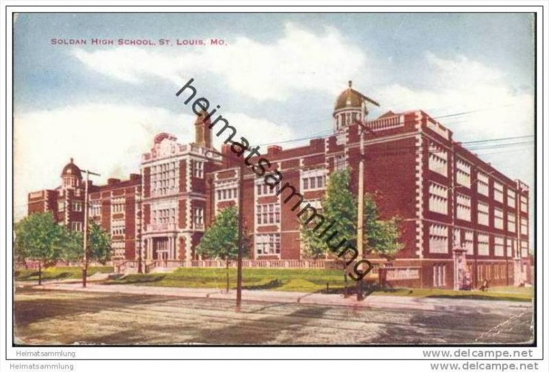 Missouri - St. Louis Mo. - Soldan High School
