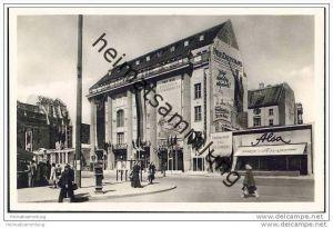 Berlin-Mitte - Theater am Schiffbauerdamm - Foto-AK 30er Jahre