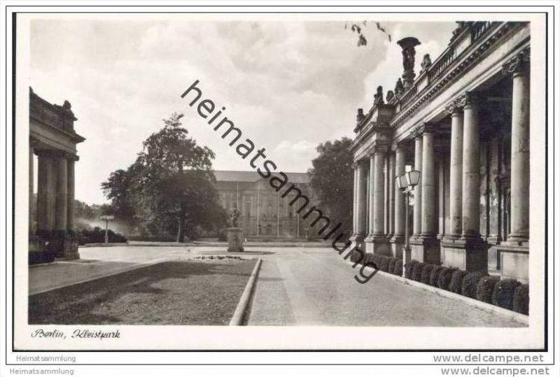 Berlin-Schöneberg - Kleistpark - Foto-AK 50er Jahre
