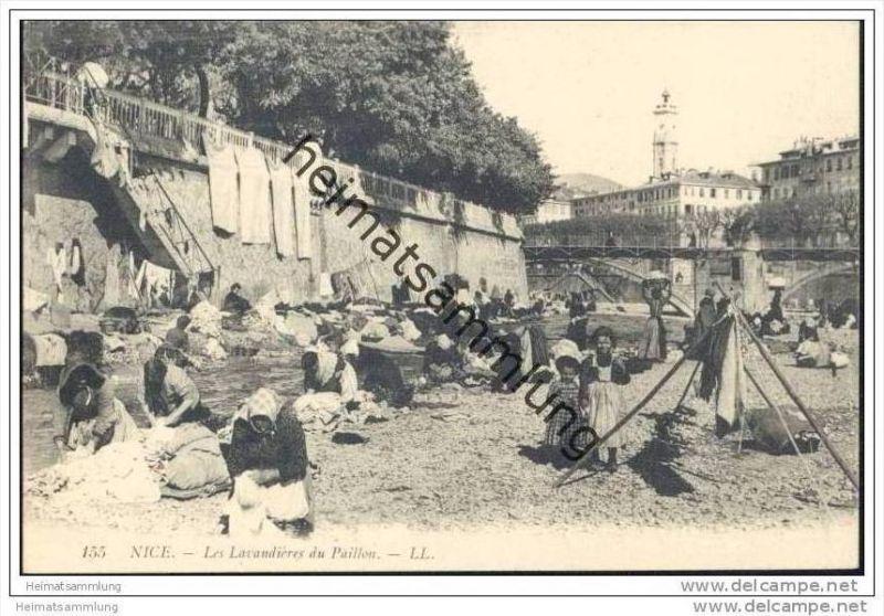 Nice - Les Lavandieres du Paillon