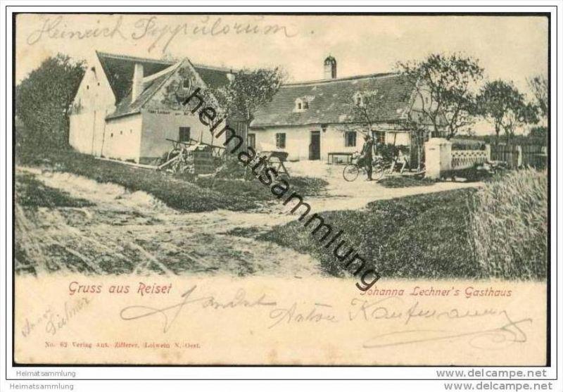 Gruss aus Reisert - Gasthaus Johanna Lechner