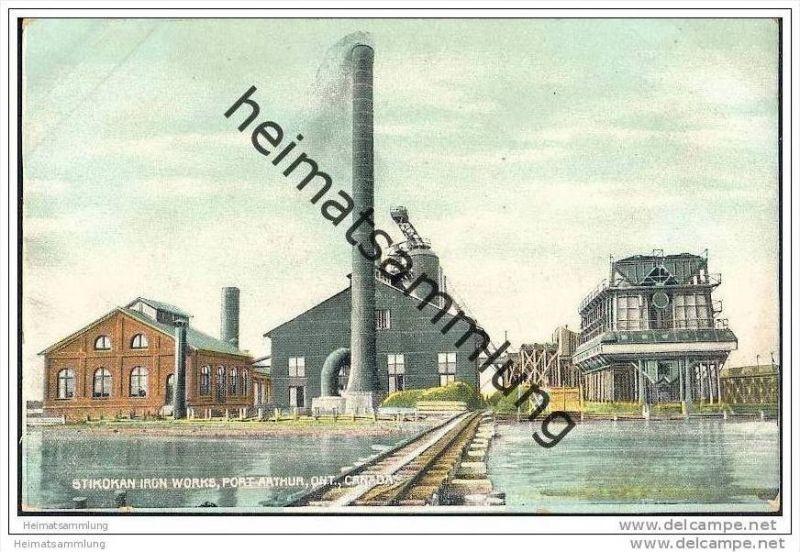 Port Arthur - Stikokan Iron Works