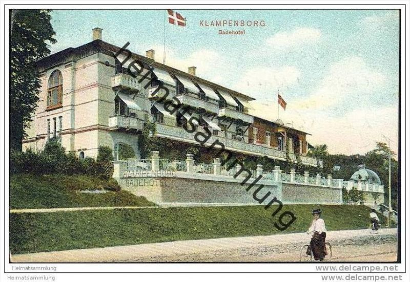 Klampenborg - Badehotel