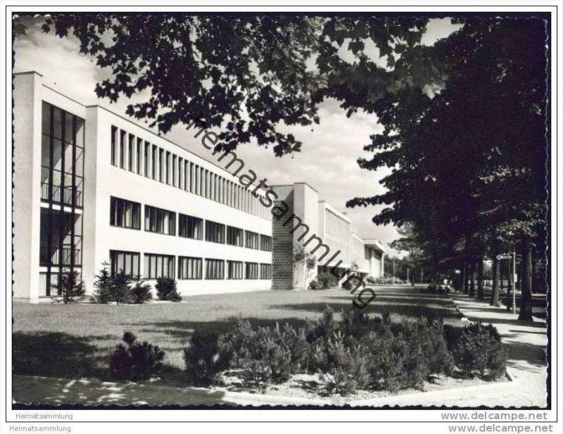 Berlin-Dahlem - Freie Universität Foto-AK Grossformat