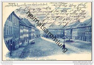 Hildburghausen - Markt