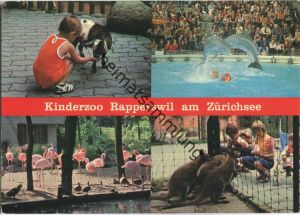 Kinderzoo - Rapperswil am Zürichsee
