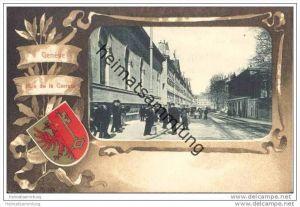 Geneve - Rue de la Corraterie