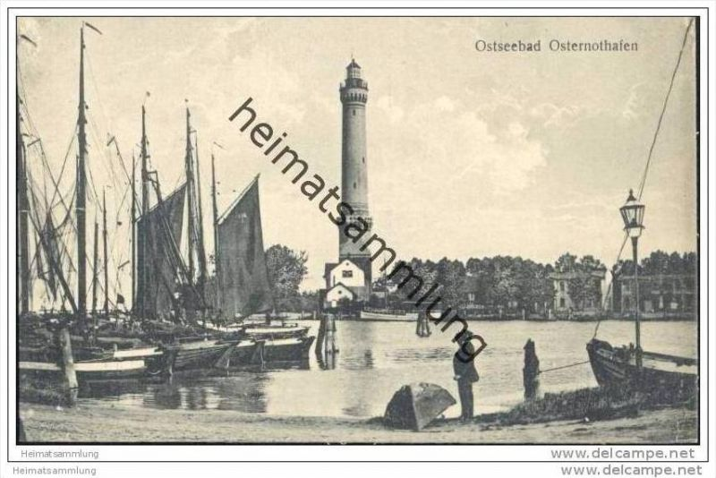Ostseebad Osternothafen