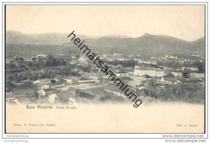 Sao Vicente - Vista Geral