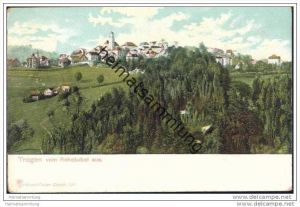 Trogen vom Rehetobel aus ca. 1900