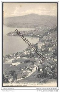 Montreux - vue generale