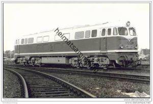 China Lokomotive NY 5 0001 - Henschel - Foto 11cm x 17cm 60er Jahre