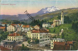 Tiefenkastel - Albulatal - Verlag Engadin Press Co. Samaden und St. Moritz