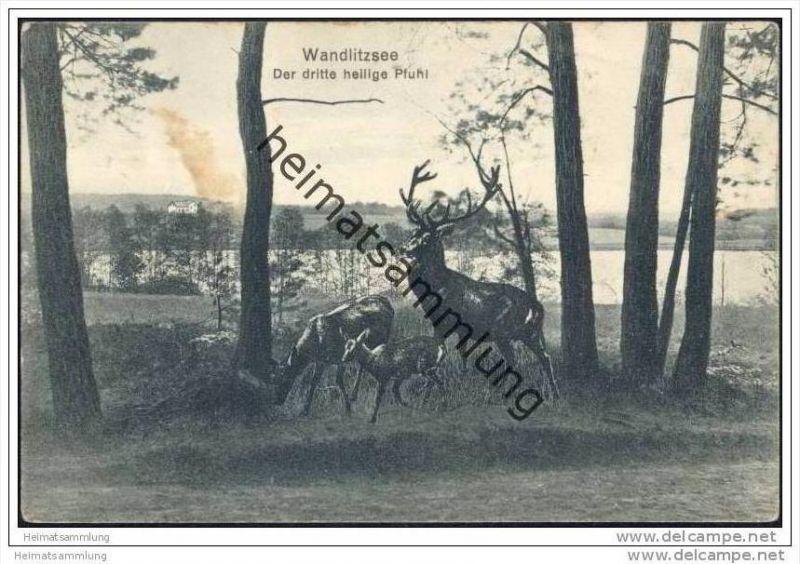Wandlitzsee - Der dritte heilige Pfuhl