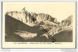 Mendoza - Los Penitentes - Cordillera de los Andes - Foto-AK