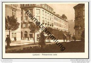 Ljubljana - Alexandrova cesta