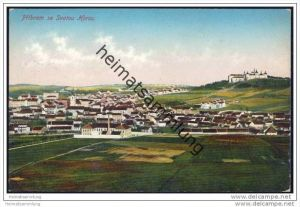 Pribram se Svatou Horou - Pibrans - Wallfahrtsort Kloster Svata Hora