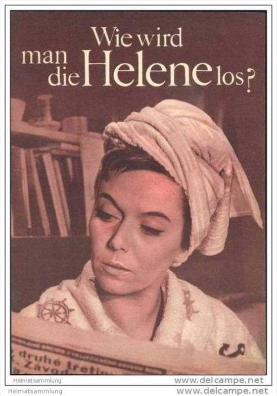 Film für Sie Progress-Filmprogramm 46/68 - Wie wird man die Helene los?