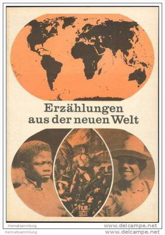Film für Sie Progress-Filmprogramm 47/68 - Erzählungen aus der neuen Welt