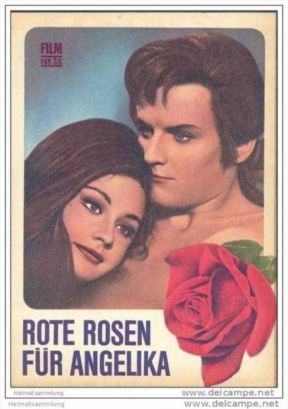 Film für Sie Progress-Filmprogramm 53/68 - Rote Rosen für Angelika