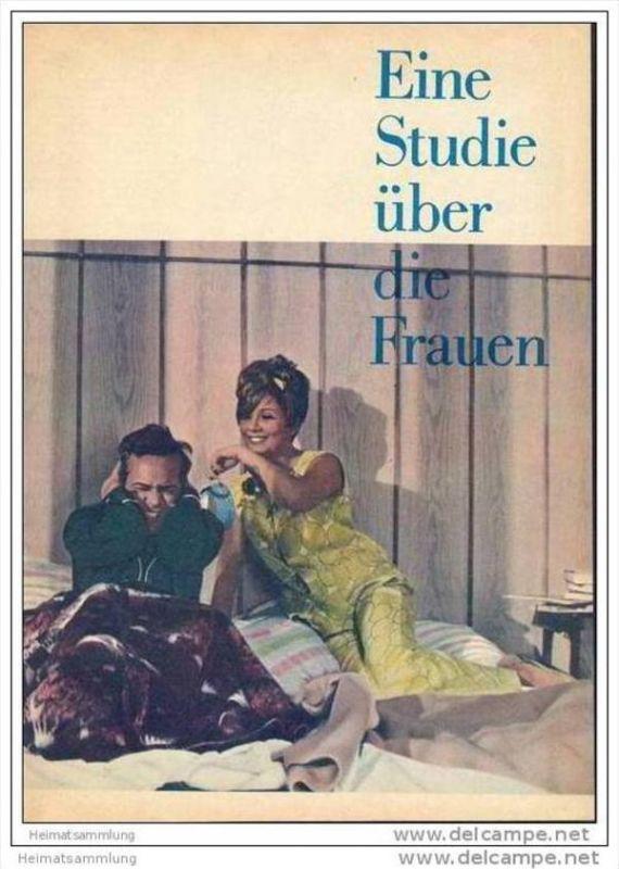 Film für Sie Progress-Filmprogramm 58/68 - Eine Studie über die Frauen