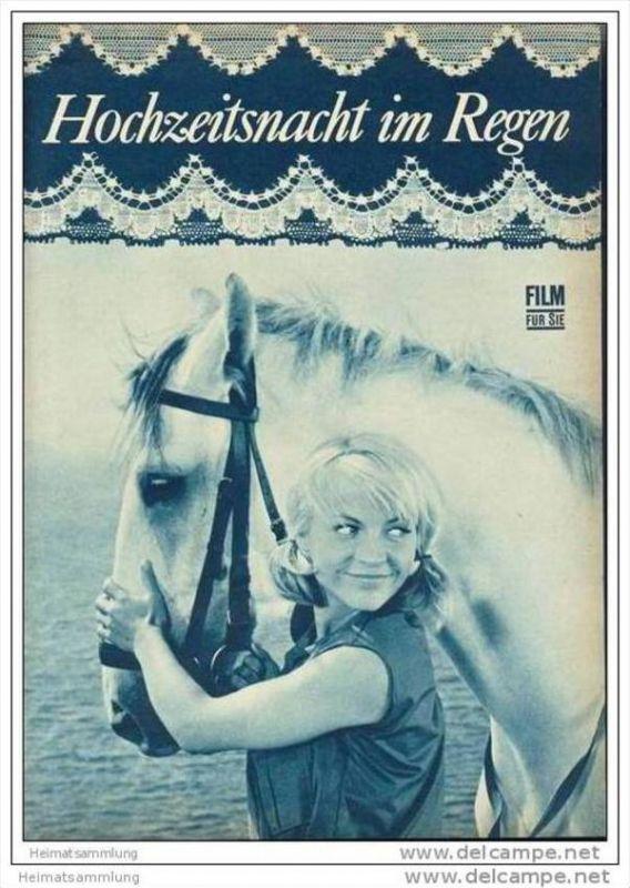 Film für Sie Progress-Filmprogramm 47/67 - Hochzeitsnacht im Regen