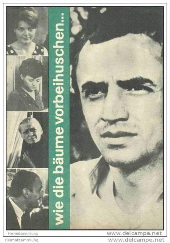 Film für Sie Progress-Filmprogramm 95/67 - wie die Bäume vorbeihuschen...