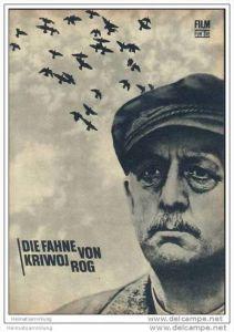 Film für Sie Progress-Filmprogramm 106/67 - Die Fahne von Kriwoj Rog